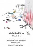 Mulholland Drive de A à Y - couverture
