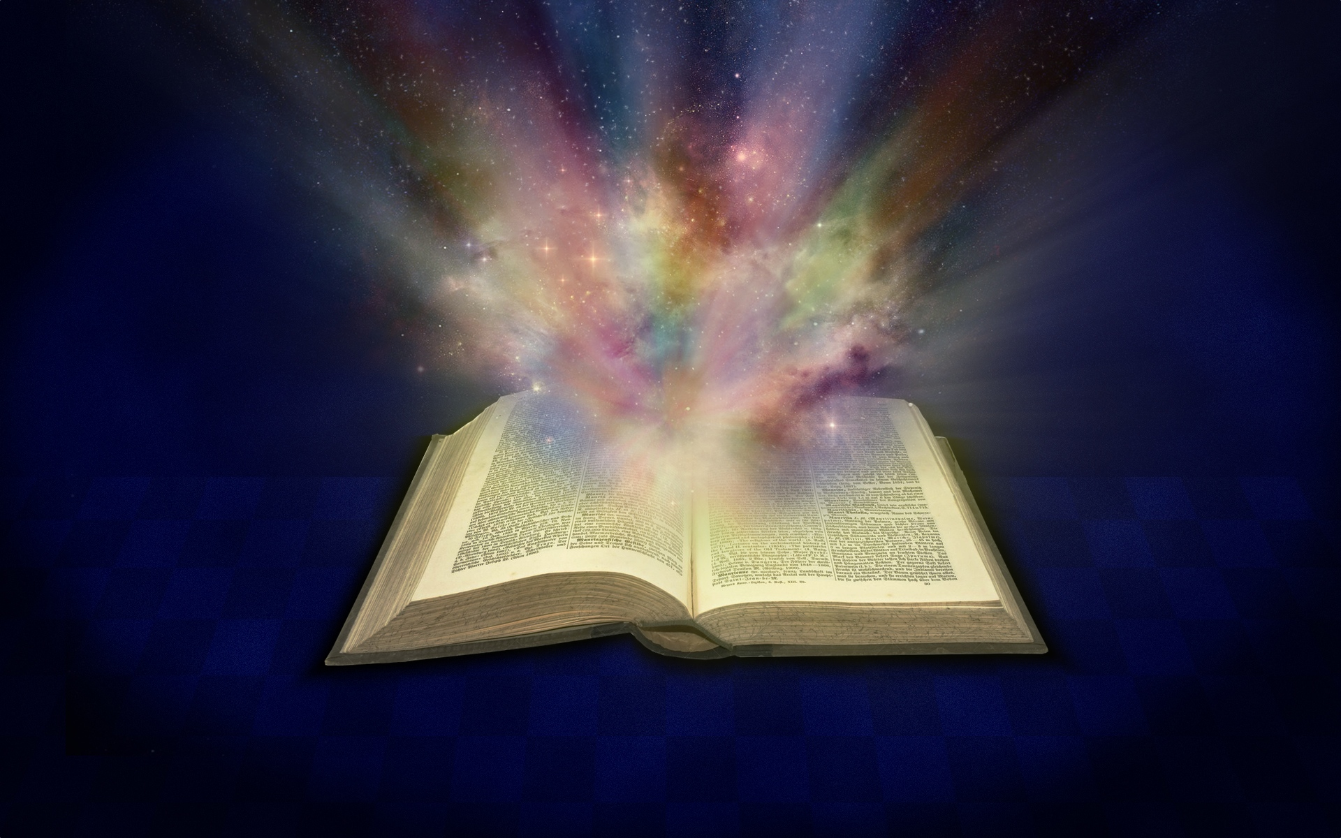 Magie du livre