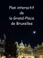 couverture du plan interactif de la Grand-Place de Bruxelles