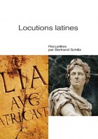 Locutions latines - couverture