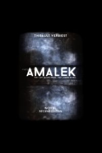 Amalek, Thibault Verbiest - Cover of the second edition