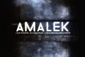 Couverture d'Amalek, livre de Thibault Verbiest