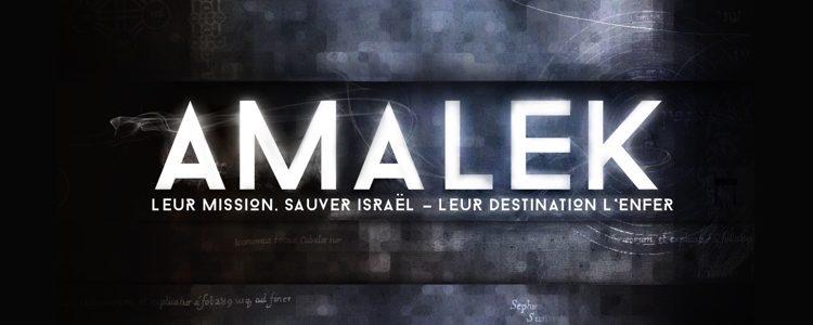 Amalek de Thibault Verbiest – Enfin la deuxième édition en version papier!